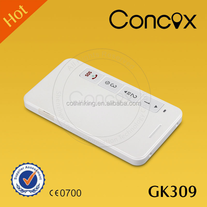 CONCOX GK309 Gps tracking devices Gps id card