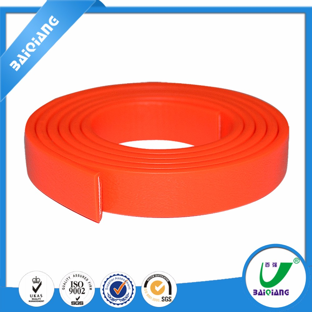 Waterproof and Durable Vinyl Coated Nylon Strap Webbing for Horse Harness