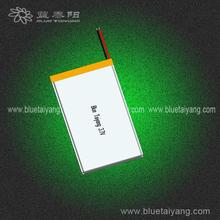554174 1500mAh ge power lipo battery