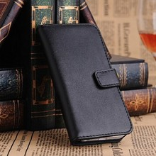 For iPhone 5C Crazy Horse Pattern Wallet Leather Case