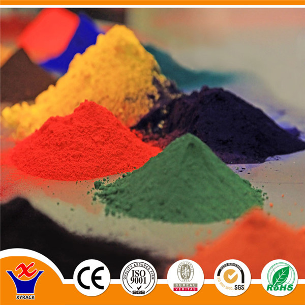 Colorful polyurethane powder coating food grade epoxy paint