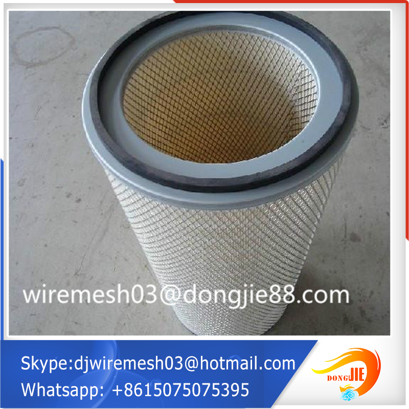 metal sintered plate filter car oil filter customized