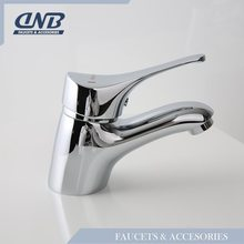Good Quality Single Hole Basin Mixer Faucet, Factory Direct Sale Brass Basin Tap