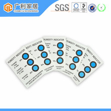 Wholesale 3pots humidity card small indicator