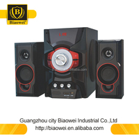 laptop speaker 2.1 multimedia active speaker box system hot selling