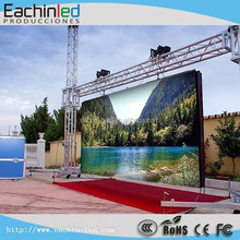 Programmable LED Display Cheap High Quality Super Bright Outdoor Rental P6.25 LED Display