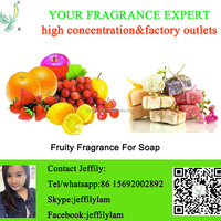 High Concentration Fruity Fragrance Used For