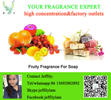High concentration fruity fragrance used for soap making,good quality soap fragrance oil