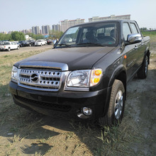 Brand New ZX Double Cabin Mini Chinese Pickup Truck