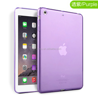 design hard tpu transparent clear cover case for ipad mini 123.4