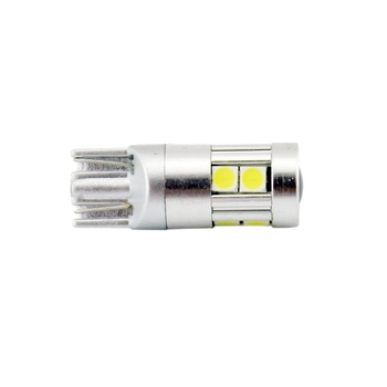 Car Styling Car Auto LED T10 Canbus 194 W5W 9SMD 3030 LED Light Bulb No Error LED Light Parking T10 LED Car Side Light