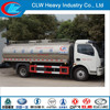 Milk Transport Truck Stainless Steel Truck
