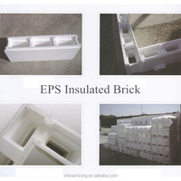 High Quality Low Cost Energy-Saving Thermocol EPS ICF block