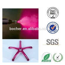 Epoxy Polyester Resin spray powder coating paints for chair feet