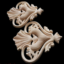 Wood appliques/Modern wood carving