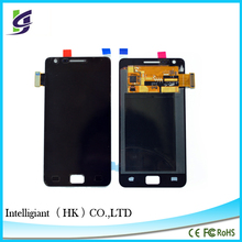 Mobile Phone LCDs Original new replacement front touch screen glass panel lcd/digitizer assembly for Samsung Galaxy S2 i9100