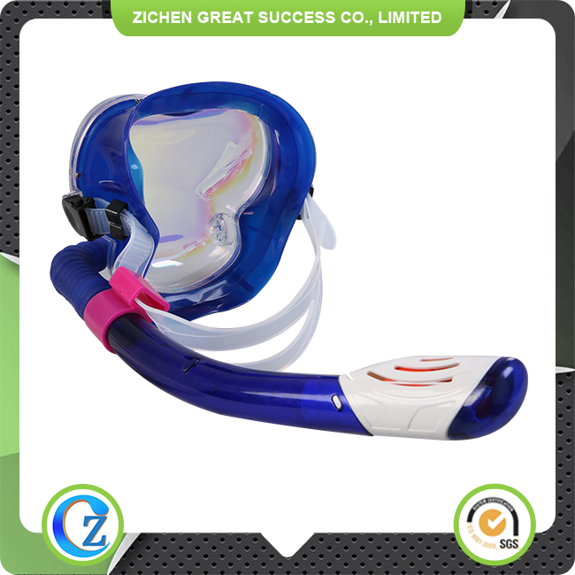 2017 Custom Safety trending product swimming Silicone Diving Mask Full Face Snorkel Mask in face mask