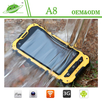 Fully Mining industrial 4.0inch Landrover A8 android 4.2 best rugged mobile phone india