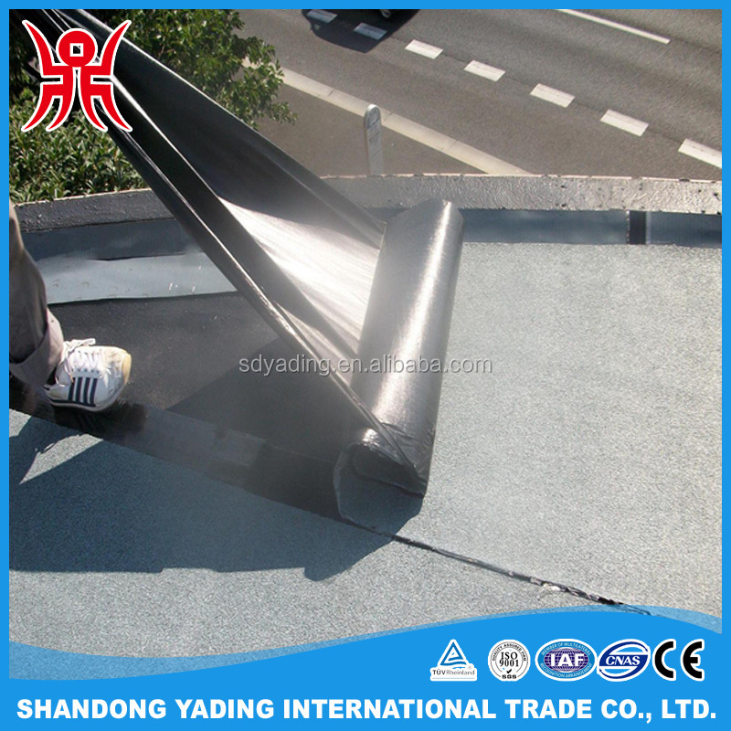 High quality Self-adhesive Modified Asphalt Waterproof Membrane