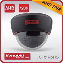 hd 720p cctv IP 65 waterproof camera analog Camera with night vision outdoor ahd cctv camera hotel security equipment