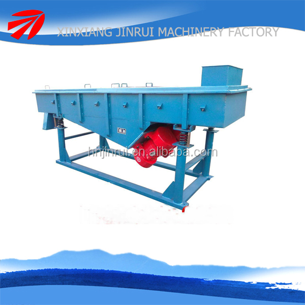 Light Grain Linear Vibrating Screen/sieve