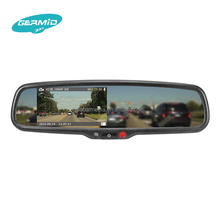 4.3 inch tft lcd screen +car rearview mirror +car dvr