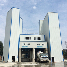 Best seller and easy operation concrete batching plant