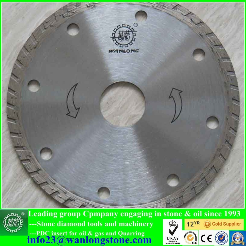 "4"" 4.5"" 7"" Thin Granite Tile Wet/dry Cutting Diamond Saw blade"