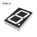 Hot Products bright white single digit 2.3 inch 7 segment LED display for digital display