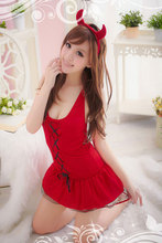 Wholesale Sexy Girls Christmas Dance Costumes