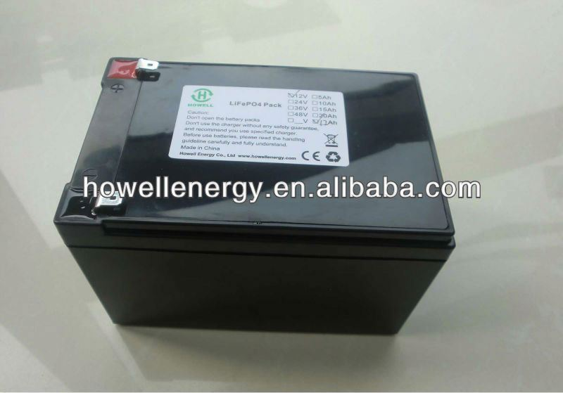 lithium ion battery 12v /12v 12ah deep cycle battery lifepo4