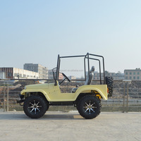 Classical Jeep Best Off-road Vehicle SUV Tour Car
