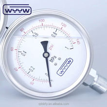 WYYW Manifold Stainless Steel test gauges