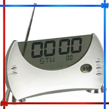 multifunction digital FM radio with speaker clock
