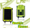 3.5W portable solar bag pack with usb charger