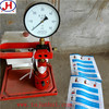 Simply fuel injector nozzle testing equipment injector nozzle tester