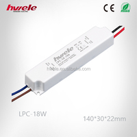 18W LED Driver Constant Current AC to DC Voltage Inverter 350mA/700mA 3 Years Warranty Certificated Approval