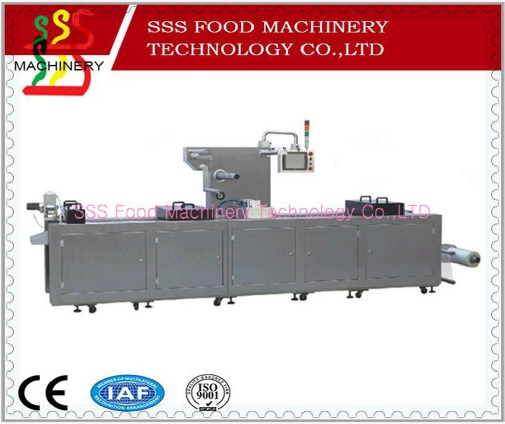 DRZ Automatic Continuous Drawing Vacuum Packaging machine