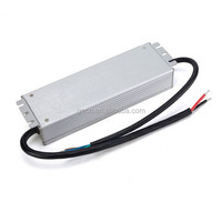 Alluminum Shell IP67 IP65 AC 90V to 305V or DC 127V to 431V 150W 24V Power Supply 150W Constant Voltage Adjustable Current