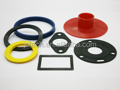 Silicone Rubber Prototype, rapid prototyping silicone molded products