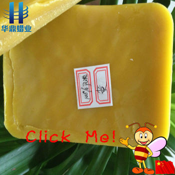 hot-sale pure nature cosmetic beeswax