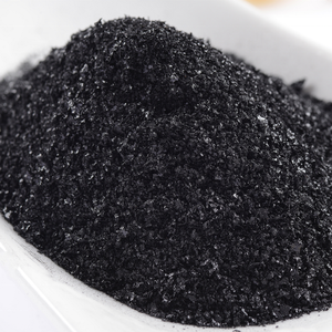 Best quality organic fertilizer potassium humate price for the world