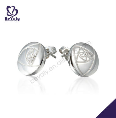 Wholesale Vogue 925 Silver Indian Clip On Earrings