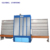JFV-1800 Glass washing machine vertical automatic brushing and drying machine