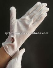 cotton spa moisture gloves