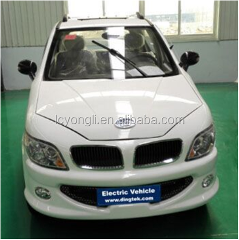 Low price solar electric car for sale