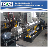 Underwater pelletizer Line for PET Pellets Extrusion Manufacturer Machine