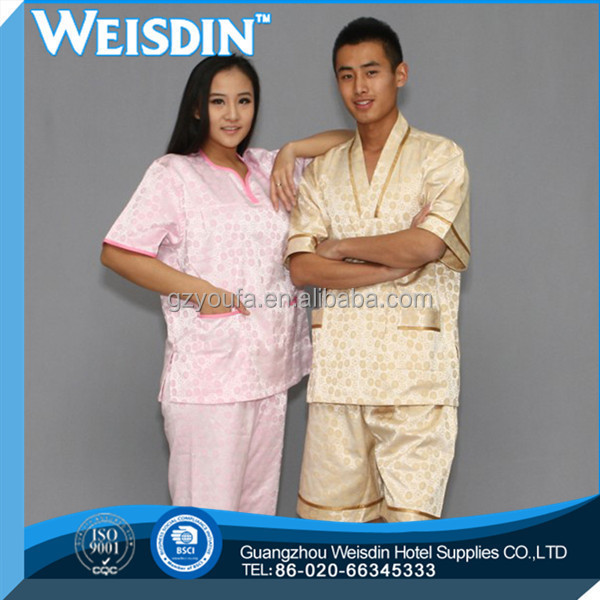 new style wool/polyester air asia uniform