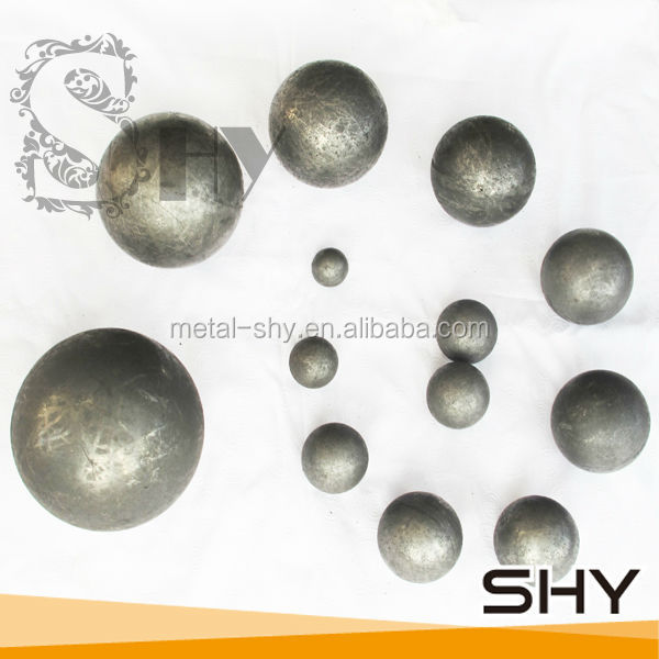 Wrought Iron Forged Steel Ball&Hollow Steel Ball