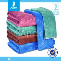 High Absorbent Microfiber 3m Cleaning Cloth Towel